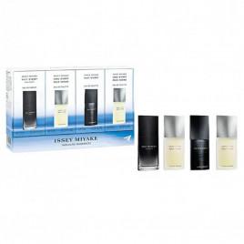 Miniatures Issey Miyake   Coffret 4 Parfums Homme