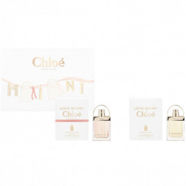 Miniatures Chloé | 2 Parfums Love Story format vapo de sac