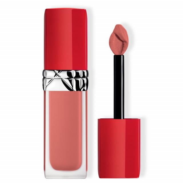 ROUGE DIOR ULTRA CARE LIQUID Rouge à lèvres liquide soin à l'huile florale - ultra tenue et fini pétale