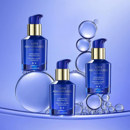 Super Aqua Emulsion Riche | Hydratation Pré & Pro-Âge