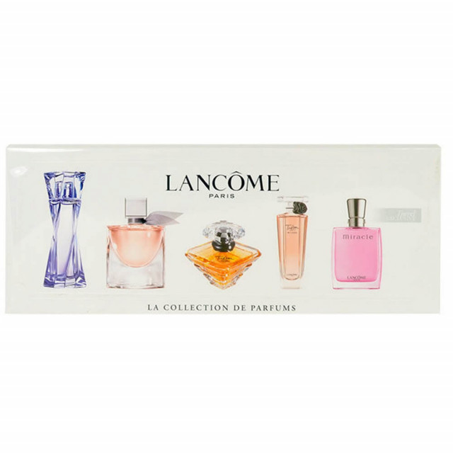 Miniatures Lancôme   Coffret 5 Miniatures de parfum Femme