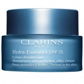 Hydra-Essentiel Crème Désaltérante SPF15|CLARINS - Peaux normales à sèches