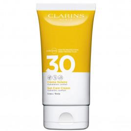 Crème Solaire SPF 30 - CLARINS|Haute Protection Corps - Hydratation et Confort