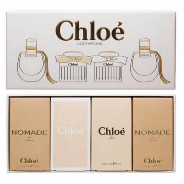 Miniatures | Coffret 4 Parfums Femme