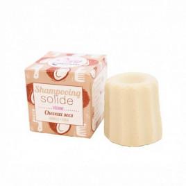 Shampoing Solide à la Vanille & Coco - LAMAZUNA|Cheveux Secs