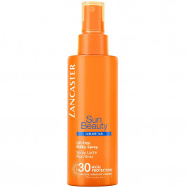 Protection Solaire Bronzage Progressif|Spray Solaire Lacté Non-gras SPF 30