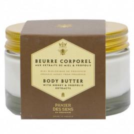 Beurre Corporel - PANIER DES SENS|Extraits de Miel & Propolis