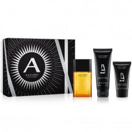 Azzaro pour Homme | Coffret Eau de Toilette, Gel douche et Après-rasage