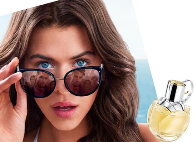 Wanted Girl, le Nouveau Parfum pour Femme AZZARO