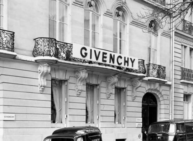 Focus sur la maison GIVENCHY